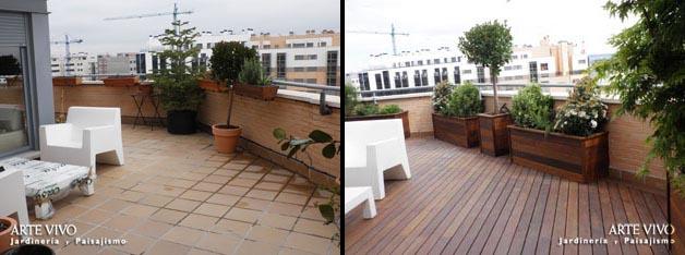 jardines av terrazas y ticos flash